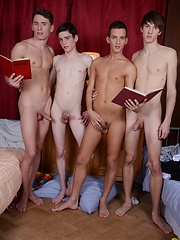 At Nude school boys