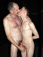 Gay twinks having anal sex